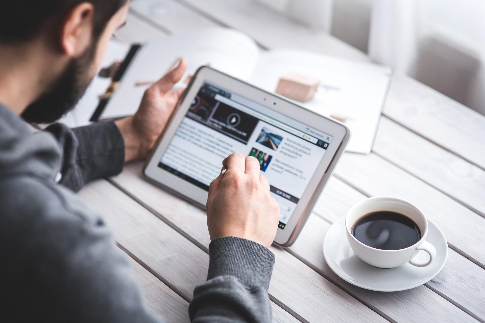Blog - sposób na biznes?